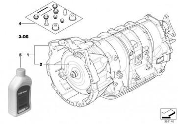 Austausch Automatikgetriebe EH A5S 390R - WX (24007506744)