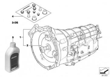 Austausch Automatikgetriebe EH A5S 310Z - OH   3er  (24001421875)