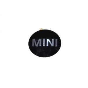 MINI Plakette mit Klebefolie R50 R52 R53 R55 R56 R57 R58 R59 R60 R61