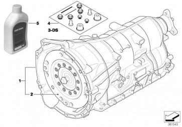 Austausch Automatikgetriebe EH GA6HP19Z        (24007607654)