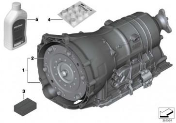 Austausch Automatikgetriebe EH GA6HP26Z        7er  (24007590327)