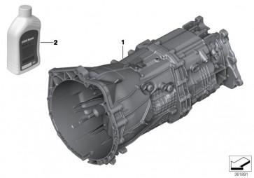 Austausch 6 Gang Getriebe GS6X45DZ - THD9 (23007599346)