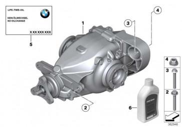 Hinterachsgetriebe I=3,73 X1  (33107614707)