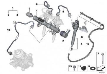Injektor CRI2-20 MINI 2er 1er X1  (13538511630)