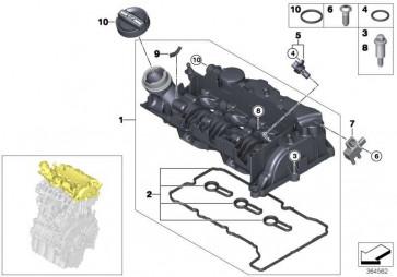 Sensor Differenzdruck  MINI X3 X4 5er 2er 1er 3er 4er X5 X1 7er  (13628570686)