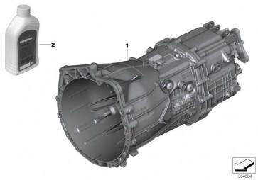 Austausch 6 Gang Getriebe GS6-45BZ - THAA 3er 4er 2er  (23007857701)