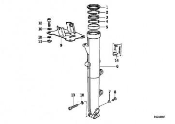 Zylinderschraube M8X45           K589  (31422312042)