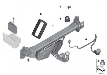Steuergerät Anhängerkupplung AAG-01 X3 5er 3er 4er X5 X4 X6 7er  (71606884357)