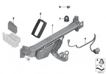 Steuergerät Anhängerkupplung AAG-01 X3 5er 3er 4er X5 X4 X6  (71606872319)