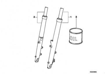 Hydrauliköl 55L K26 K30 K41 259 259R 259C K589  R21 R22 R28 K27  (31429062593)