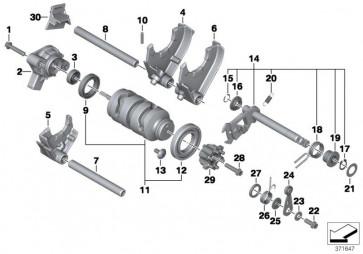 Sechskantschraube mit Innentorx M6X30-8.8-MK (11118524609)