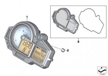 Instrumentenkombination 16-03-500 (62118535604)