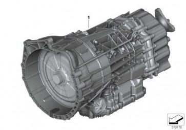 Austausch Doppelkupplungsgetriebe GS7D36SG  3er 4er  (28007847799)