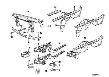 Teilabschnitt Motorträger links (41111978187)