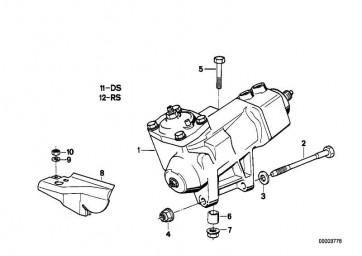Dichtungssatz Hydrolenkgetriebe  8er 7er  (32131134714)