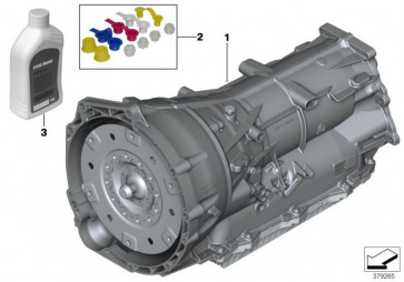 Automatikgetriebe Eh GA8HP50X - XEL (24009487620)