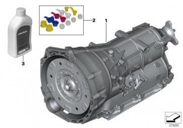 Austausch Automatikgetriebe EH GA8HP50Z (24008669135)