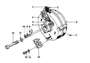 Zylinderschraube  R R50/5-R90S   (12318002348)