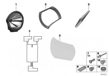 Zusatzscheinwerfer Xenon (63128323417)