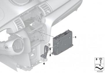 Austausch Headunit Basic Navigation 2 (65128733470)