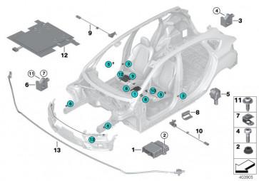 Sensor Fussgängerschutz PTS (65766833256)