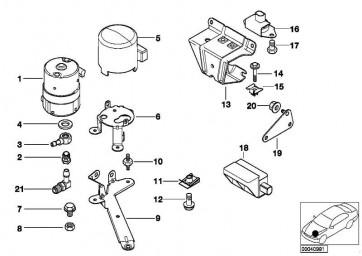 Vorladepumpe DSC  3er  (34511166087)