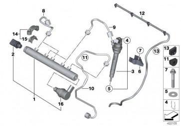 Austausch Injektor (13538514147)