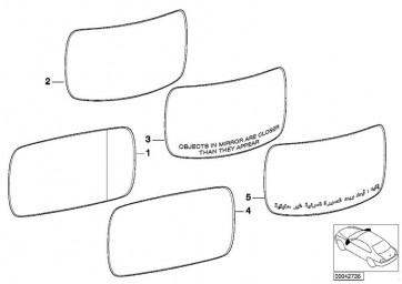 Spiegelglas beheizt plan rechts (51168247128)