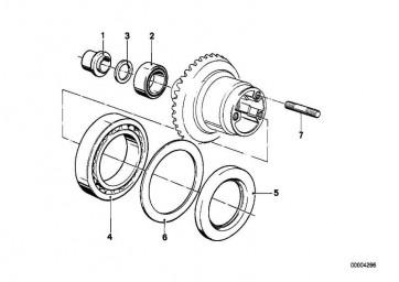 Nadellager  R  (33121241682)