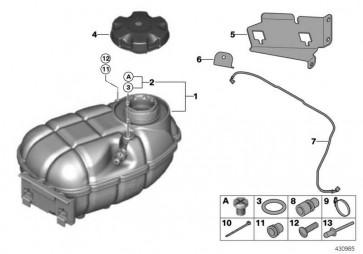 Halter Ausgleichsbehälter DOM MS  (17008416655)