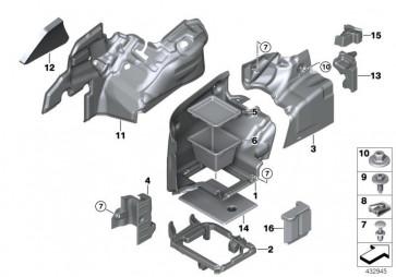 Ablageschale Gepäckraum links TIEF (51477289133)