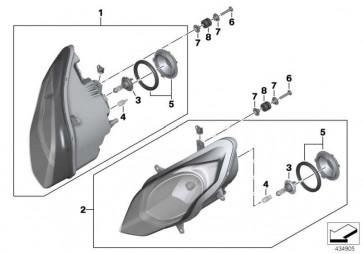 Abblendscheinwerfer  K54  (63128549330)