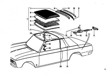 Hardtop PVC SCHWARZ       (54211852357)