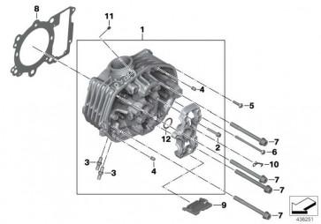 ISA-Schraube M6X95  (07129907448)