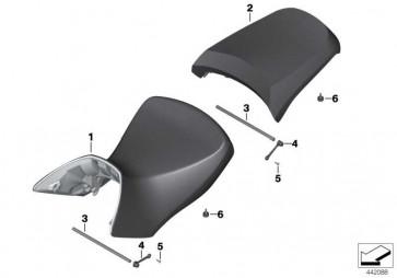 Sitz schwarz hinten  K25  (52537721896)