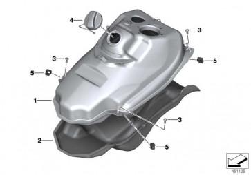 Kraftstoffbehälter  K18 K19  (16117724935)