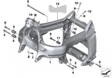 ISA-Schraube M10X200         (07129905064)