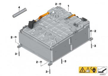 Zellmodul Hochvolt-Batterie  K17 i3  (61278647912)