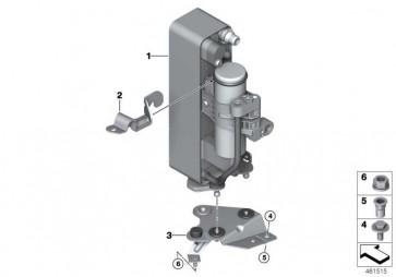 kondensator klimaanlage mit trockner 3er 64509338330. Black Bedroom Furniture Sets. Home Design Ideas