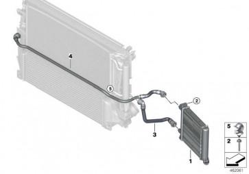 ausgelagerter Kühlmittelkühler  MINI  (17117643780)