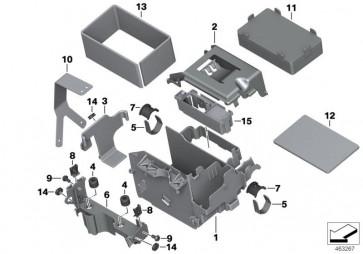 Adapterplatte H=36MM (61218533935)