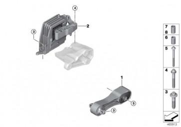 Torxschraube gewindefurchend M10X70SPU1-10.9 MINI i8 2er X1  (07129908650)