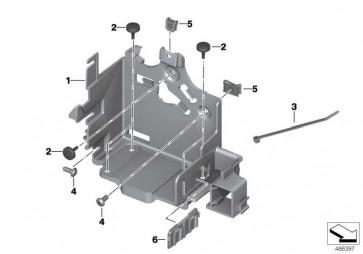 Batterieträger  K18 K19  (61217725310)