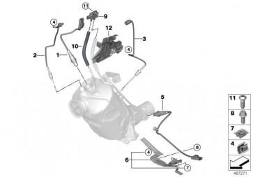 Halter Sensorik  X3 X4 5er 2er 1er 3er 4er X5 7er  (13628513997)