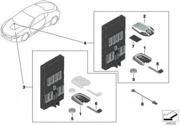 USB-Anschlusskabel  i8 7er  (66129365096)