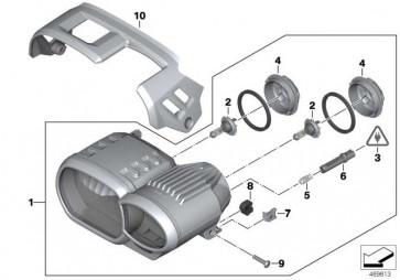 Scheinwerfer LV / LHT K43  (63128535150)
