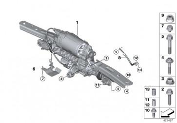 Sechskantschraube mit Flansch M6 (07147128161)
