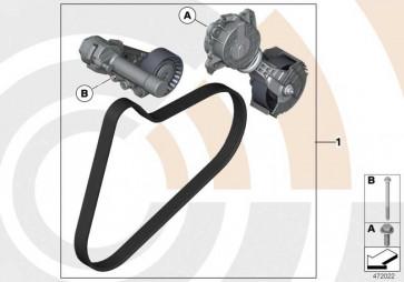 Reparatursatz Riementrieb VALUE LINE MINI  (11282444339)