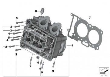 ISA-Schraube M6X65-8.8-PHR K18 K19 K48  (07129909413)