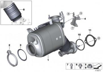 Austausch Dieselpartikelfilter EU6 (18308570981)